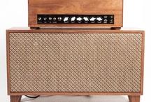 Houten amps