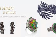 Katherine Jetter Femme Fatale Collection