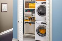 Laundry room ideas / by Susan Lanier