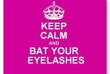 Lash Extensions / At Bella's Beauty Bar we love showing off our lashes!