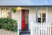 A place to call home / Some of our favourite exteriors from properties for sale or sold by Cobden & Hayson in Sydney's Inner West