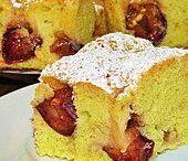 ciasto ze sliwkami