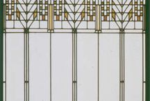 Stained/leaded Glass