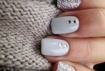 nail colors / by Kathryn Waters