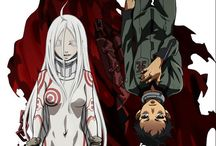 Deadman Wonderland / I will be your deadman, stuck in your wonderland. With nothing but this blood on my hands[ So make me your deadman, with only poison in my veins]