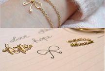 Idees bijoux