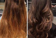 Włosy - kolor