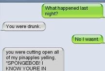 BAHA funny(: / by Shea Dillon