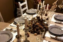 Christmas / Christmas table