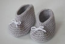 tricot bébé