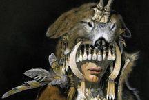 Shamanistic folklore
