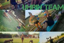 Uhrin Team functional fitness workout
