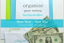 M-O-N-E-Y / Financial  / by Christine Locke Bridges