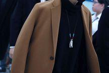 Korean Idol Airport Fashion