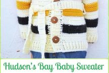 Crochet child
