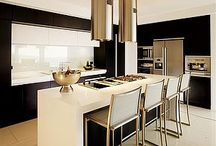 Amazing Kitchens in Holiday Accommodation / http://www.alphaholidaylettings.com