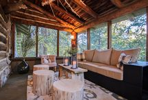 Cabin Re-Designs / by American Dream Builders