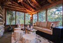 Cabin Re-Designs / by American Dream Builders