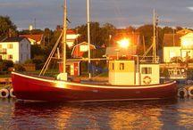turbåt