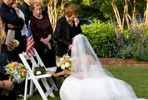 Wedding - people that passed on