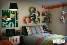Andrei's bedroom