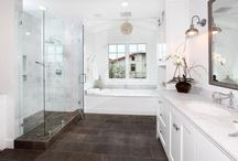 Master Bath Ideas / by Juli Brown