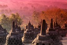 South East Asia / Inspiration for my four month-trip in south east asia.