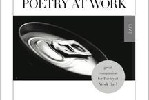 Poetry at Work -the book / For the man or the woman in your life who needs stress relief, a way through workplace conflict, or just a brand new way to find creative solutions.