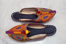 India Vintage shoes. / by SINFOREY