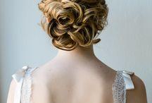 Debutante hair