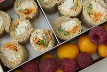 Kids School Lunches / New and different ideas for packing school lunches for kids