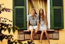 Spring 2015 - Italy / Ciao Italia! For Spring 2015 we studied the art of relaxation Italian style – Il Dolce far Niente - the sweetness of doing nothing. / by Tommy Bahama