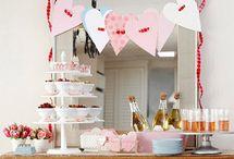 Valentine's Day Decor / by Liz