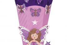 Schultüte für Mädchen