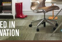 Go Green - Smart Strand / Meet the only carpet with rapidly renewable ingredients. SmartStrand® Contract modular and broadloom flooring is the biosource breakthrough that provides superior stain resistance, unmatched design flexibility and unsurpassed colorfastness—all with one-of-a-kind environmental advantages. Specify the fiber that exceeds expectations. Specify SmartStrand made with Dupont™ Sorona®, and sacrifice nothing.