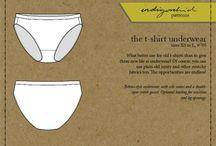 Sewing linguire / Sewing  underwears , bras and sleeping dresses