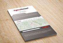 Brochure design / brochure, flyer, trifold design