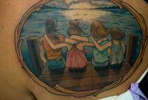 sibling tattoo
