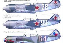 Советские самолеты WWII