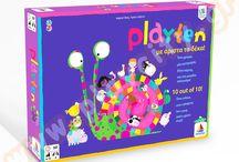 Εκπαιδευτικά Επιτραπέζια Παιχνίδια