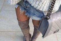 fall & winter fashion Δ
