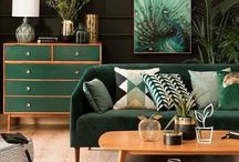 Bedroom/Living Room Inspiration
