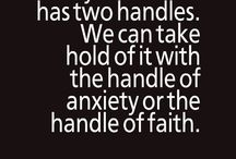 Quotes About Faith / Faith Quotes