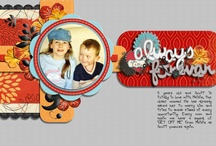 Crafts Scrapbooking / by Louise Williams