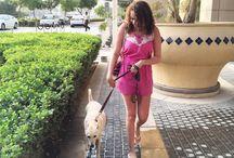 DUBAI FASHION / Series of outfits I wore in Dubai