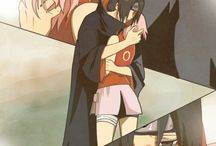Itachi and Sakura