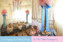 French themed fête / French inspired. Coco Chanel. Vintage. With a little Marie Antoinette.  / by Camille Deal