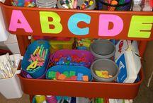 At Preschool: Resources & Ideas