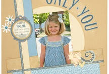 Scrapbooking ideas / by Lucille McMullen