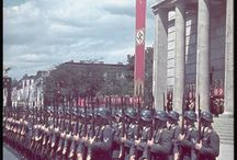 Third Reich in Colors / View Germany from 1930-1949